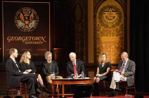 Georgetown Univ Panel small size